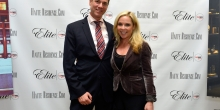 Jason Karadus and Wendy Maitland