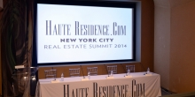 Haute Residence NYC Real Estate Summit