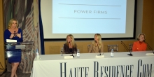 Power Firms Panel –Wendy Sarasoh, Leslie Wilson, and Elizabeth Stribling