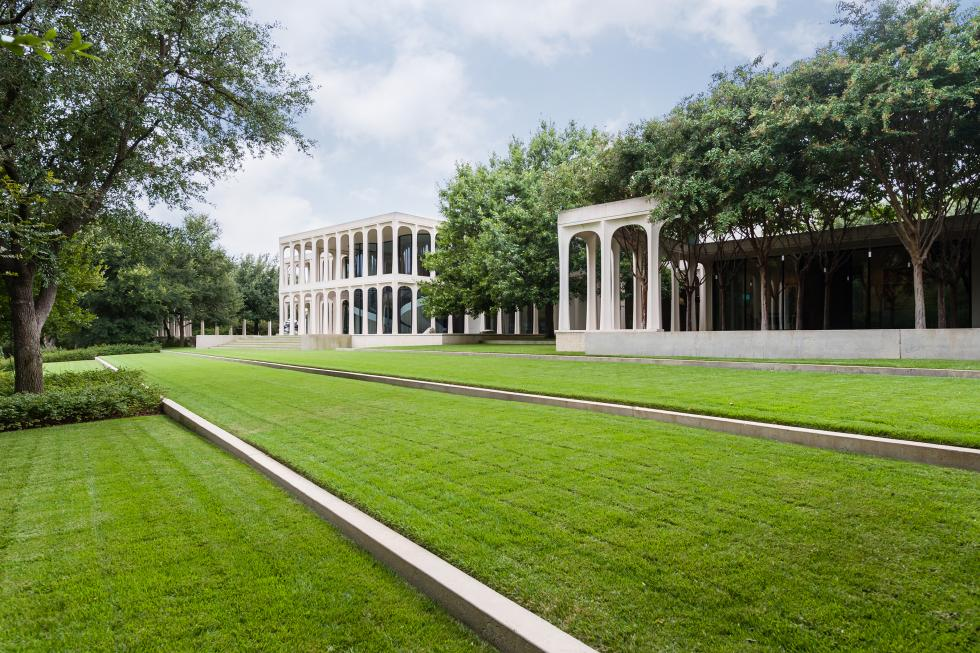 Philip Johnson's Only Dallas Design