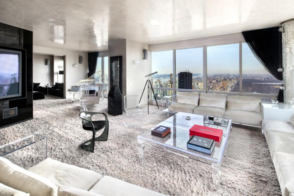 Sean Combs' NYC Penthouse