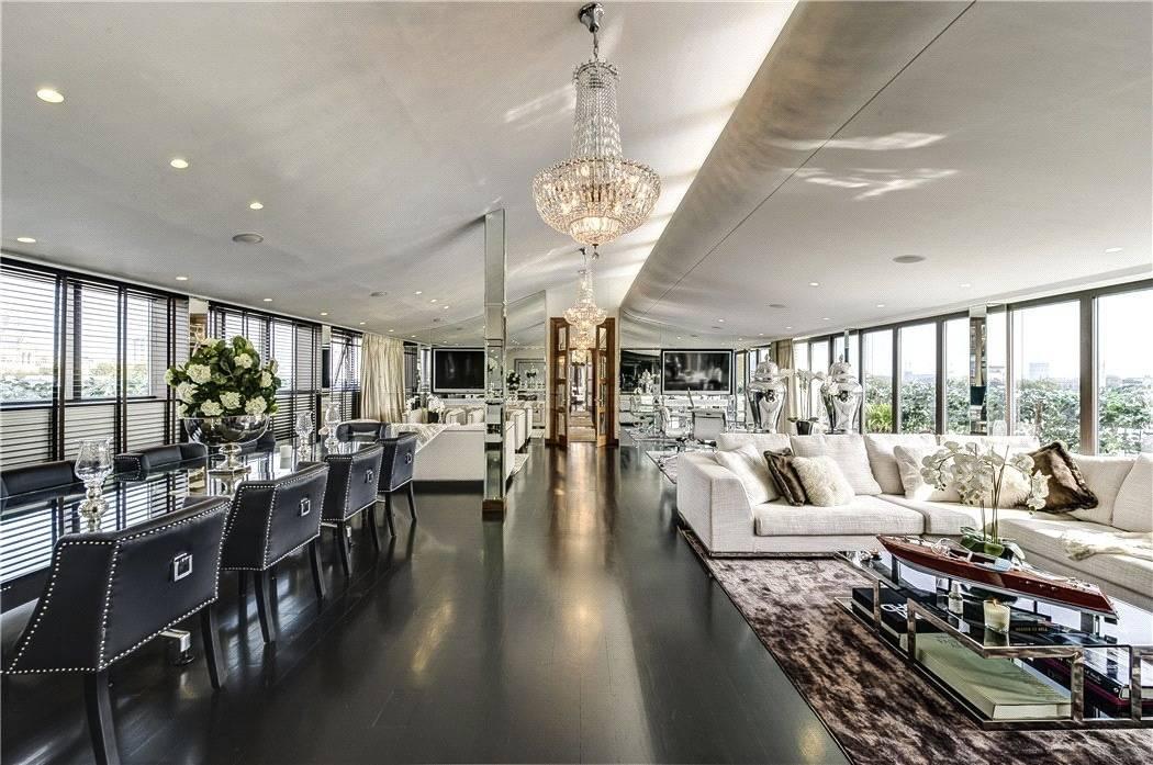 Hugh Grant former London Penthouse