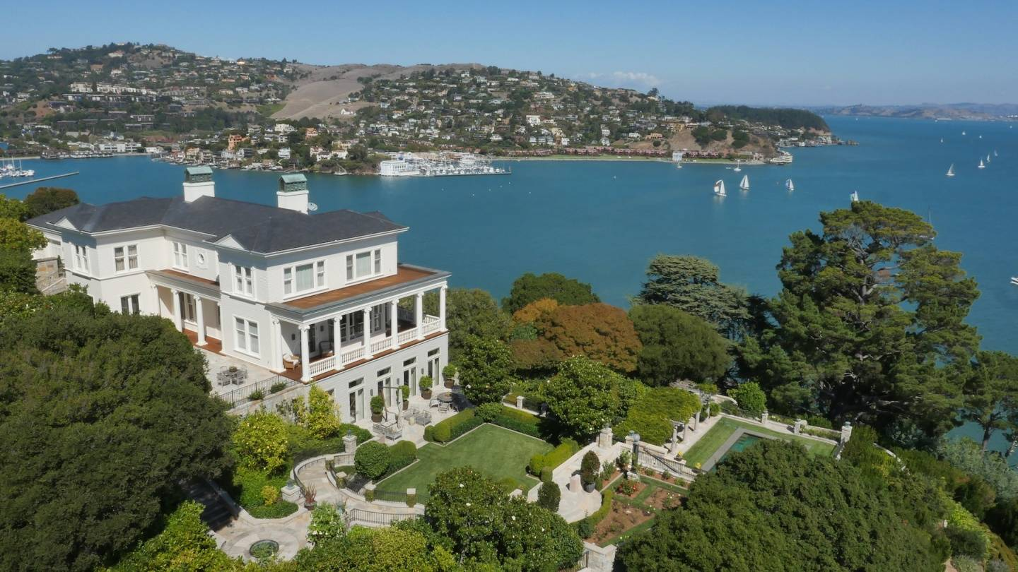 Belvedere Island Golden Gate Views at $49 Million
