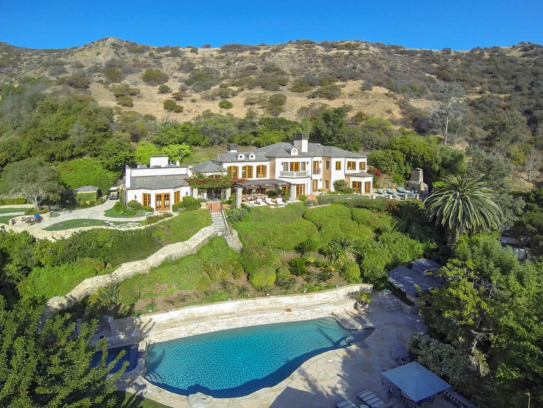 Kelsey Grammer's Malibu Mansion