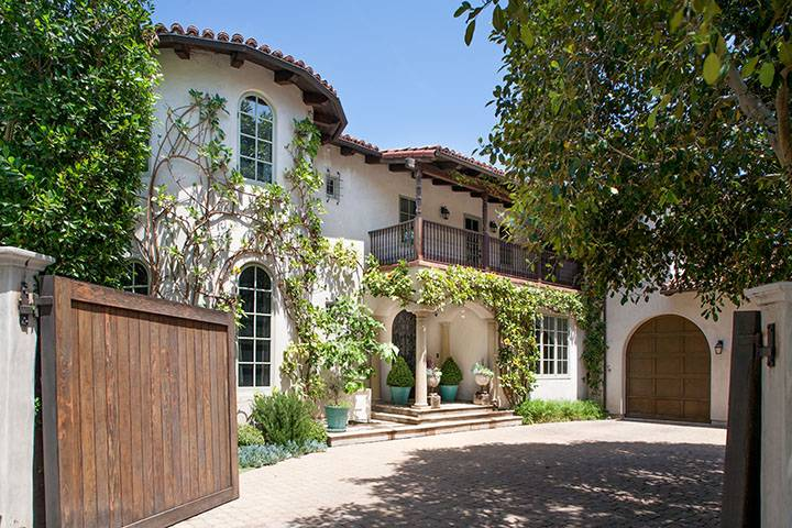 Reese Witherspoon's Spanish Estate