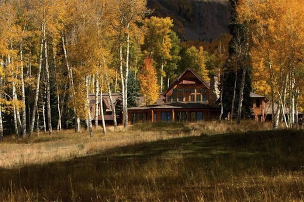 Tom Cruise Lists $59M Telluride Estate