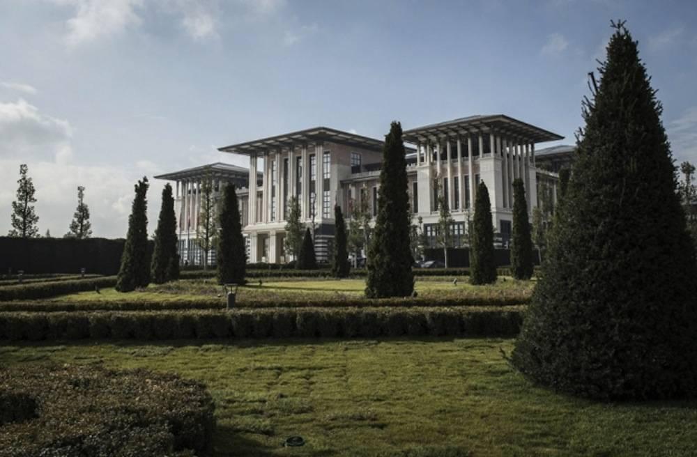 Turkish President Erdogan's New $350M Home