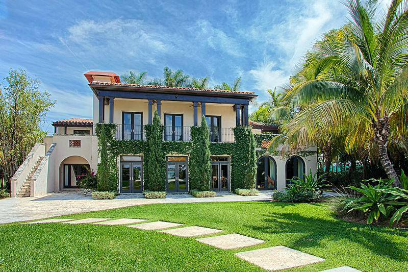 Top 5 picks of the week for Celebrity homes in florida