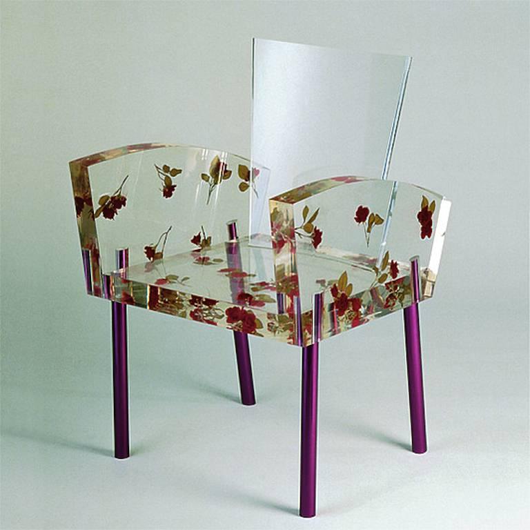 Miss Blanche Chair