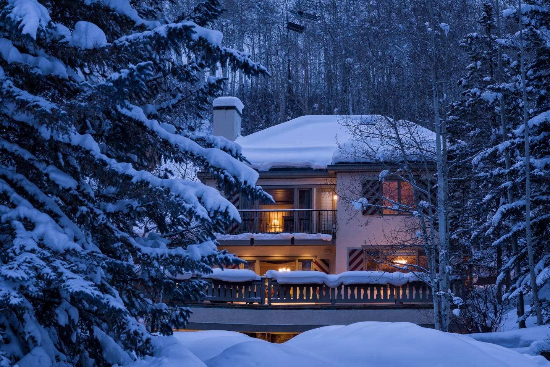 President Ford's Colorado Ski Home