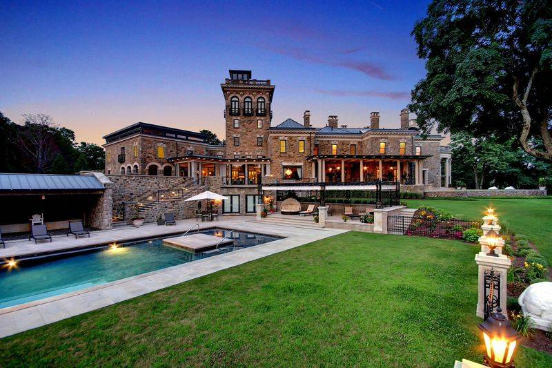 Stronghold Mansion New Jersey