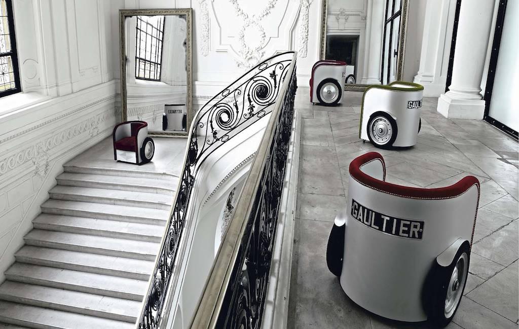 Jean Paul Gaultier by Roche Bobois