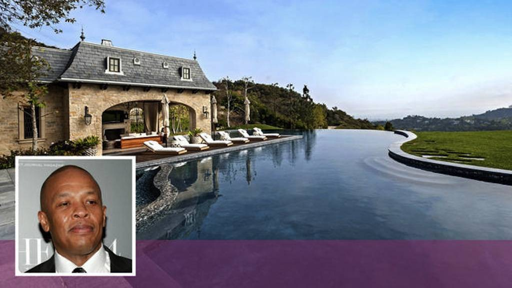 Dr. Dre Brentwood Home