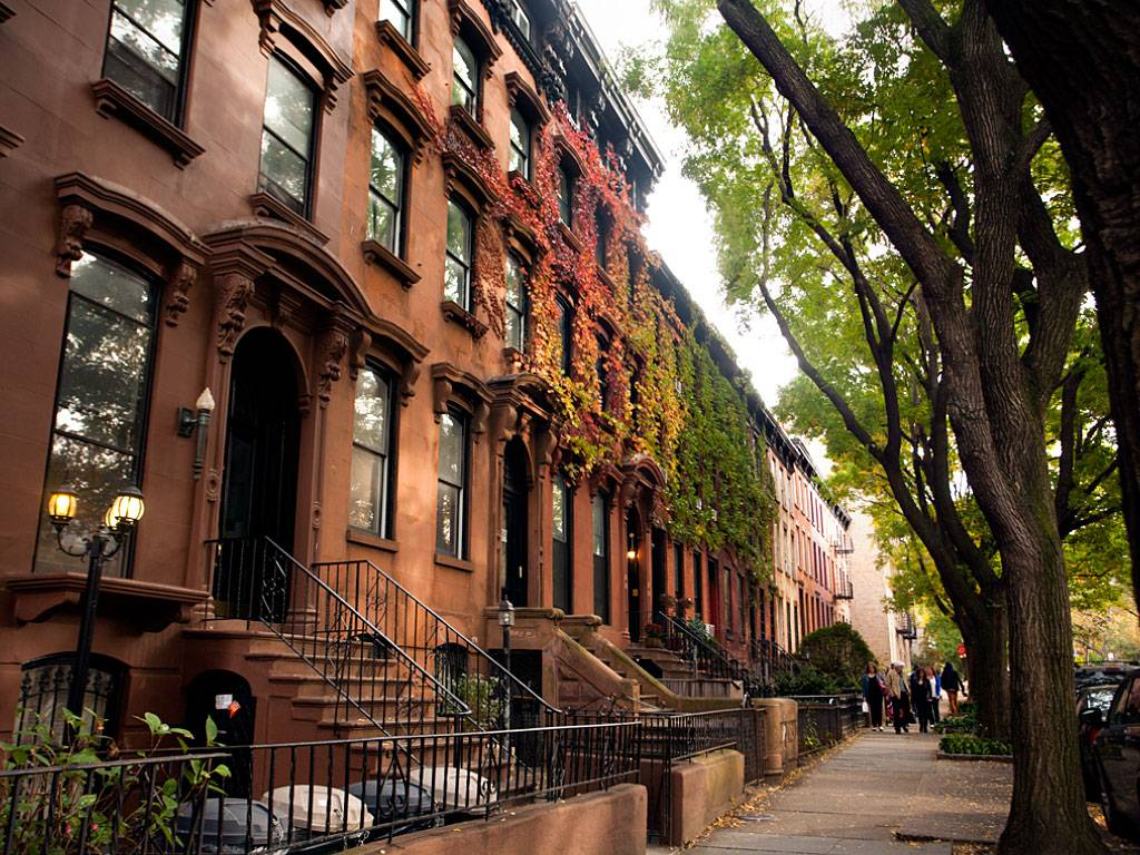 Brooklyn luxury townhouse sales skyrocket sixfold in last for Sale house in brooklyn