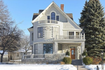 Actor Josh Hartnett Lists Minneapolis Victorian Mansion for $2.4 Million