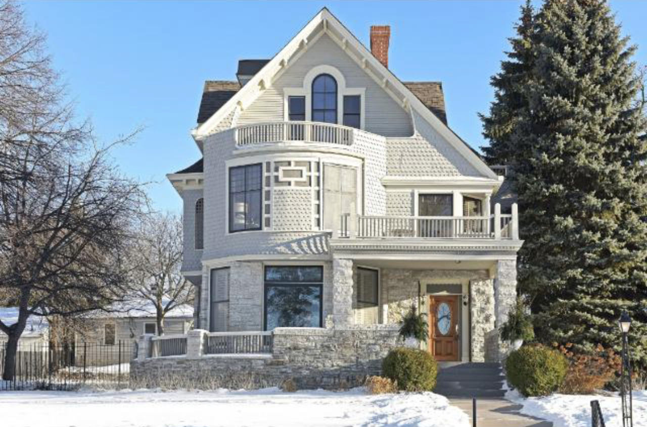 Actor Josh Hartnett just listed his Lake of the Isle home in Minneapolis for $2.395 million.