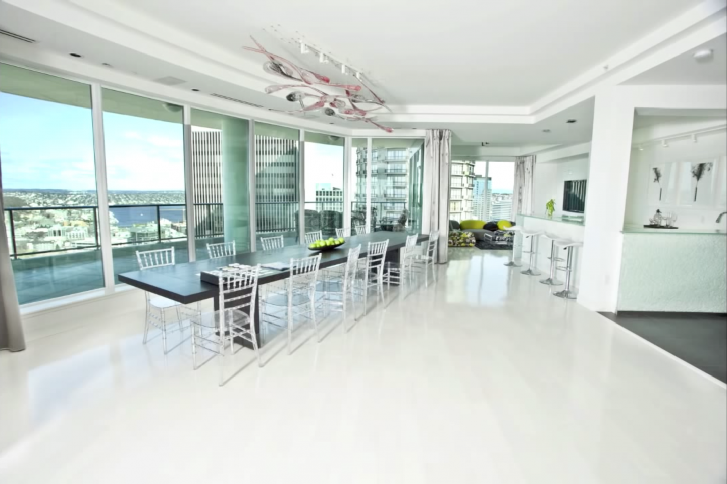Fifty Shades Of Grey Penthouse Exposed