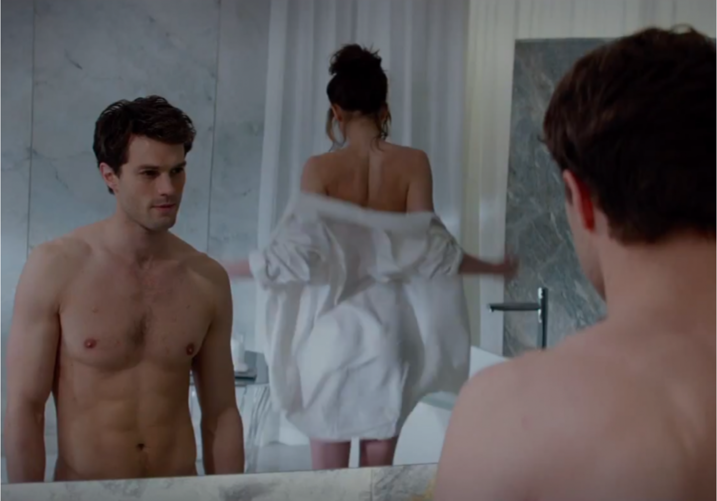 Fifty Shades of Grey's graphic eroticism has garnered it a worldwide audience of millions.