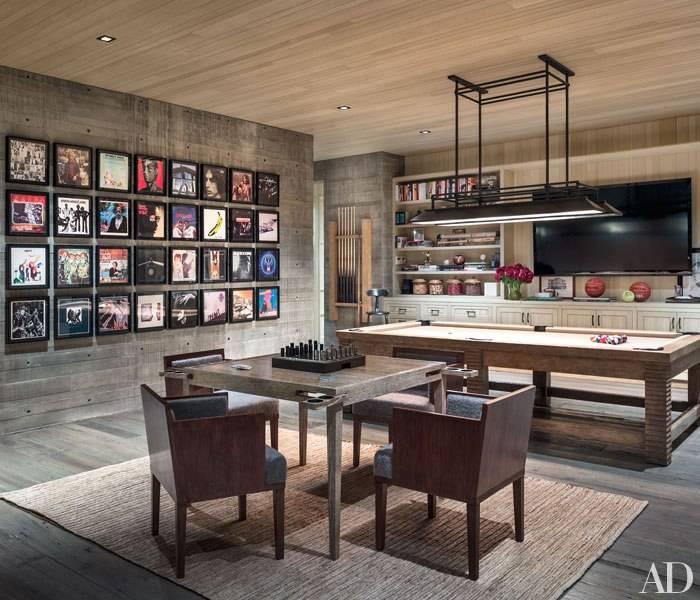 Game Room: Tour Kurt Rappaport's Jaw-Dropping $100 Million Malibu Home