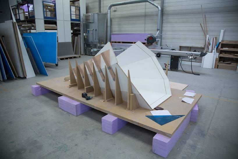 Matali Crasset for concrete LCDA