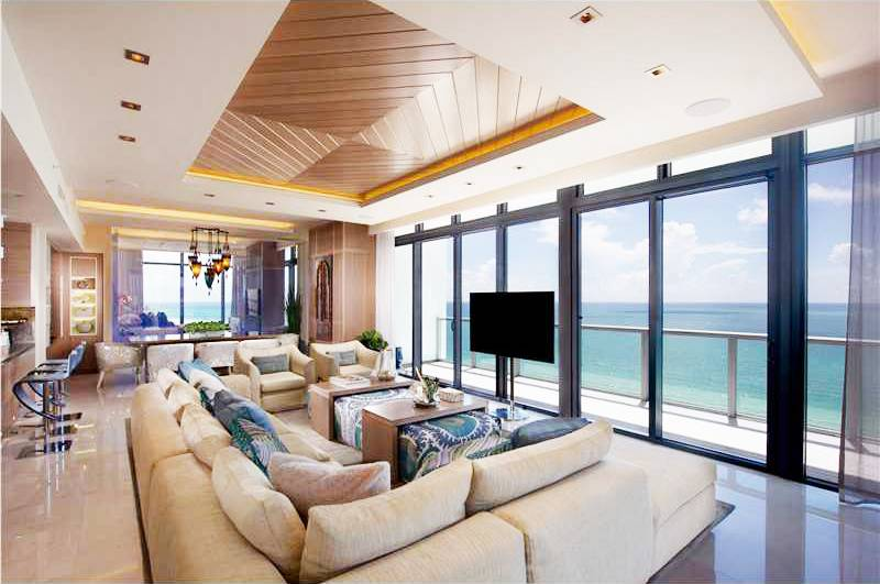 W South Beach Penthouse
