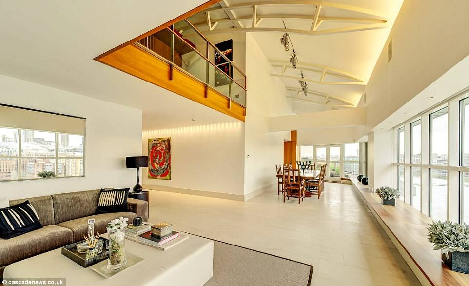 Penthouse at Benbow House