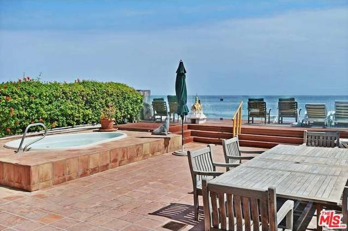 5 waterfront homes for sale in malibu