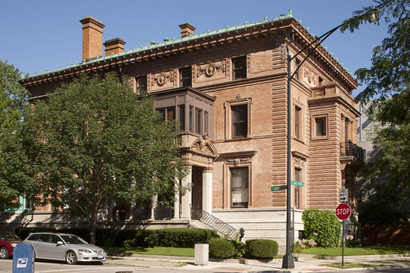 Lincoln Park's Wrigley House