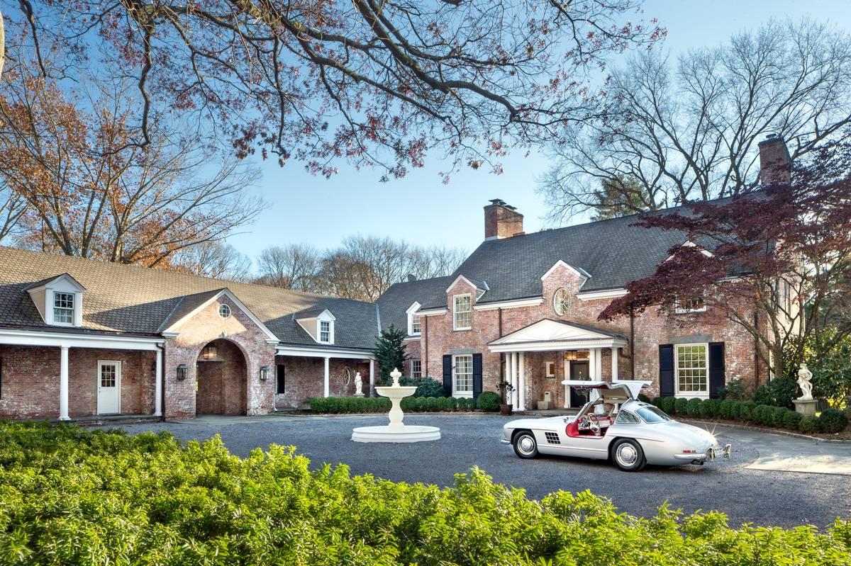 Marc Anthony's Long Island Estate