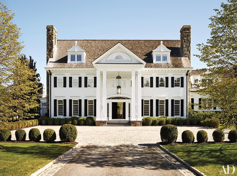 Tommy Mottola and Thalia Greenwich Home