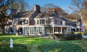Salsa singer Marc Anthony listed the exclusive Long Island estate he shared with Jennifer Lopez for $12 million.