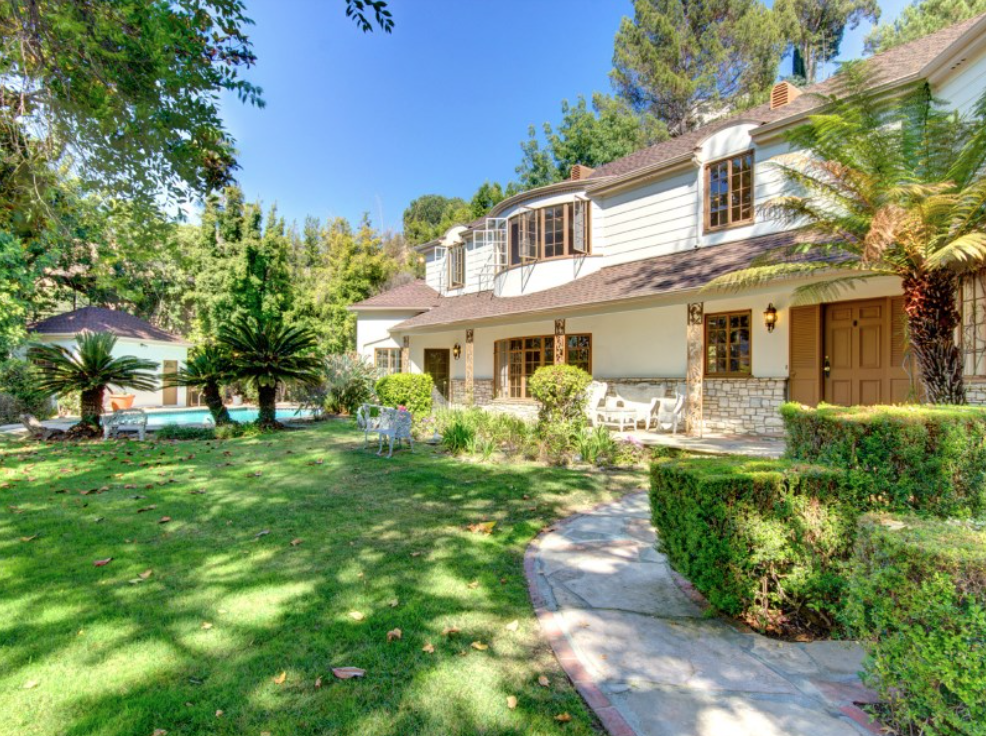 Johansson bought this two-story home in Los Feliz for $3.88 million.