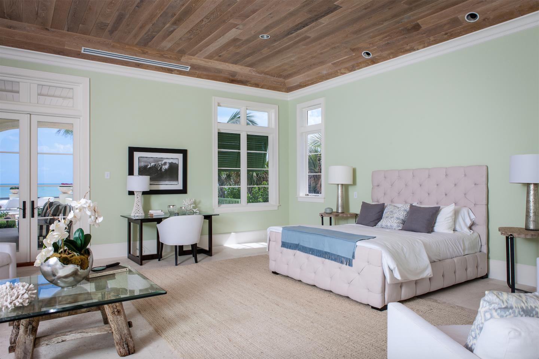 One of Sandy Lane's six bedroom suites.