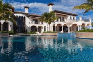 The massive 16,120-square-foot Splendida Dimora originally listed for $18.875 million.