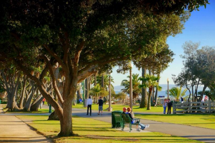 Palisades Park–Santa Monica