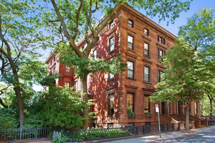 Brooklyn Heights Mansion