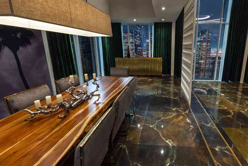 A Glimpse Inside The 50 Shades Of Grey Penthouse