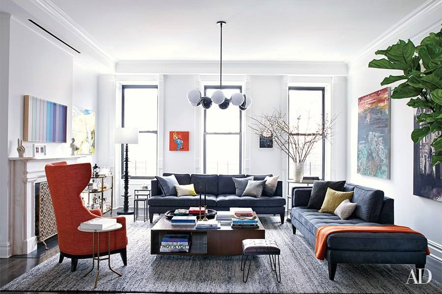 Neil Patrick Harris and David Burtka Harlem Home