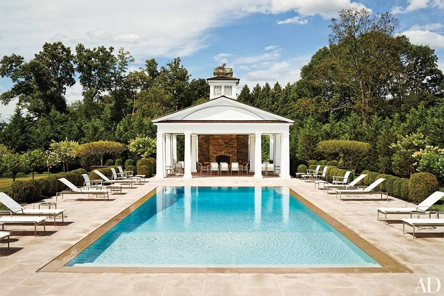 Tommy Mottola and Thalia Home
