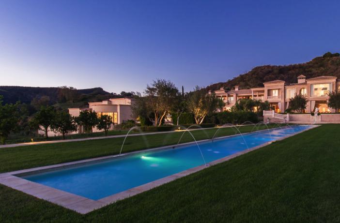 Lania Lane–Beverly Hills