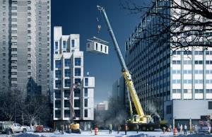 NYC Micro Apartments