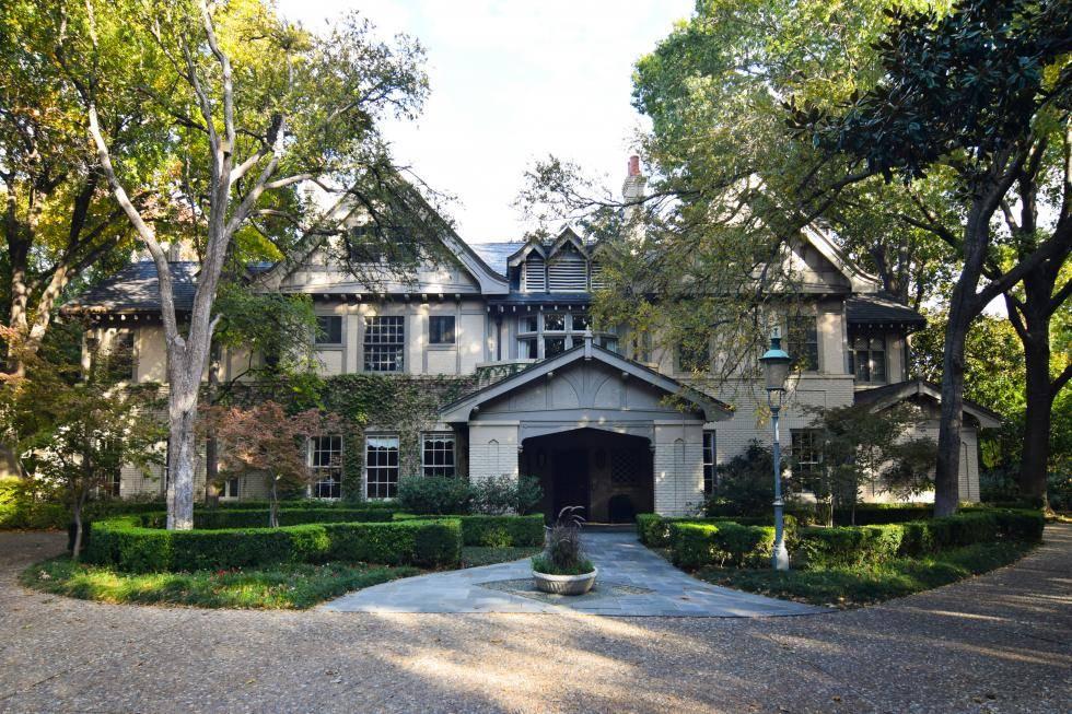 Dallas Cotton Mansion