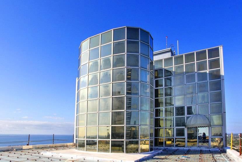 Miami Sky Glass Mansion