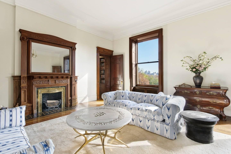 Lauren Bacall Apartment