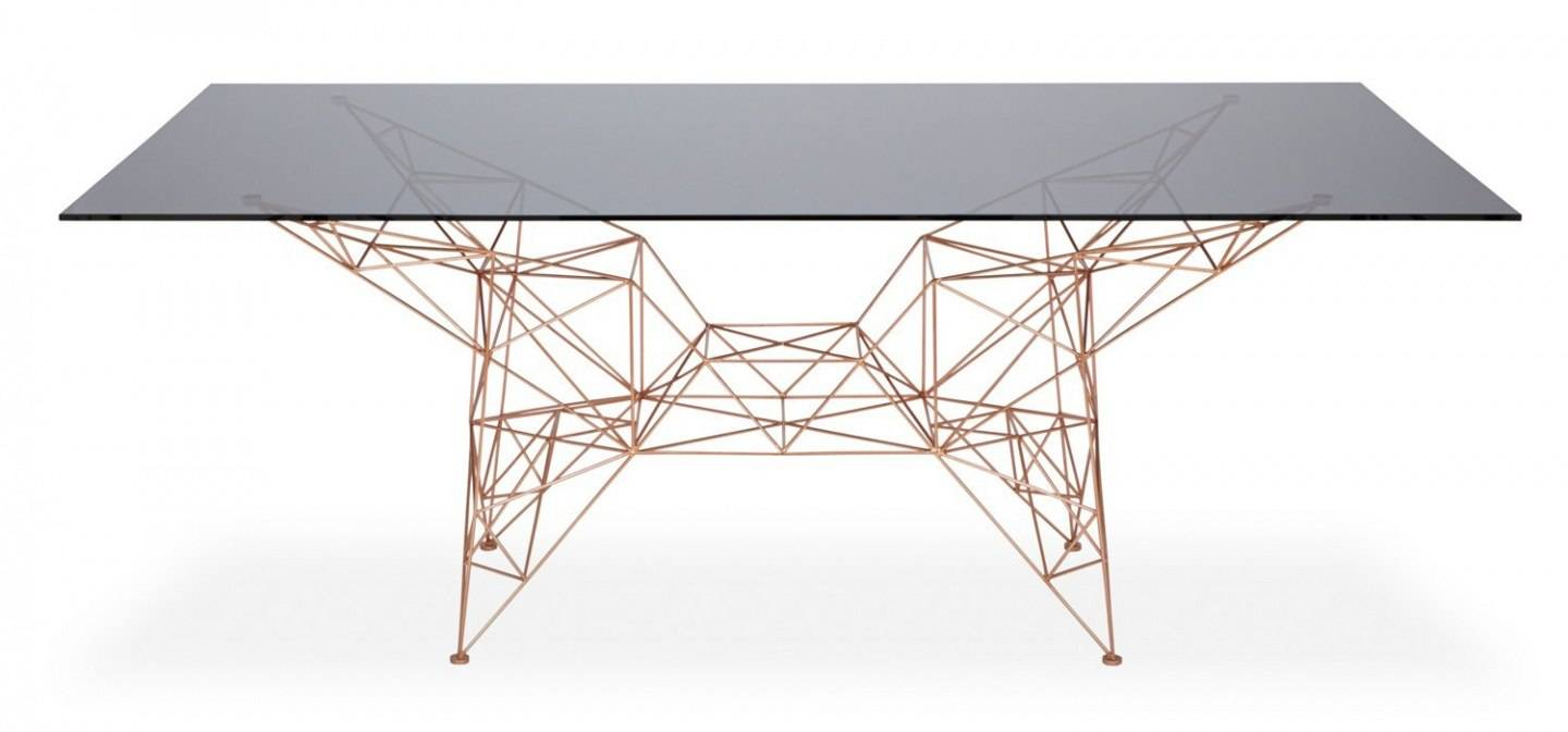 Tom Dixon Pylon Dining Table