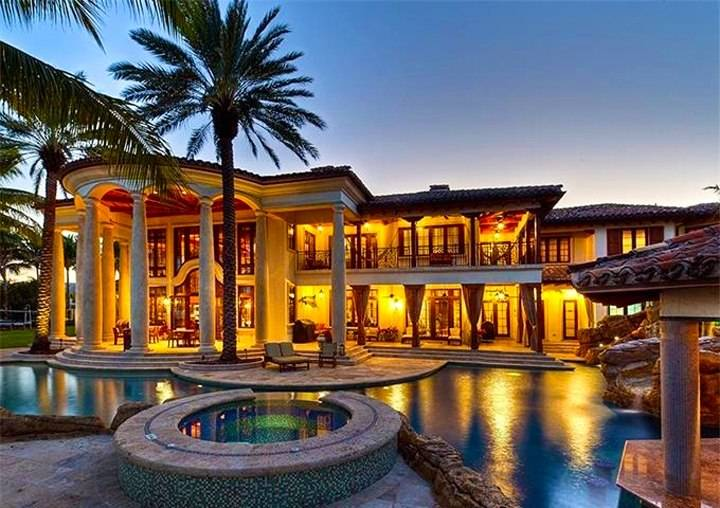 5 Ultra Lavish Resort Style Homes For Sale