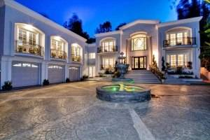 Manny Pacquiao Beverly Hills Home