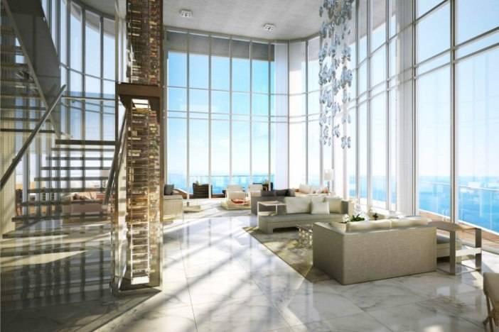 Chateau Beach Residences Penthouse