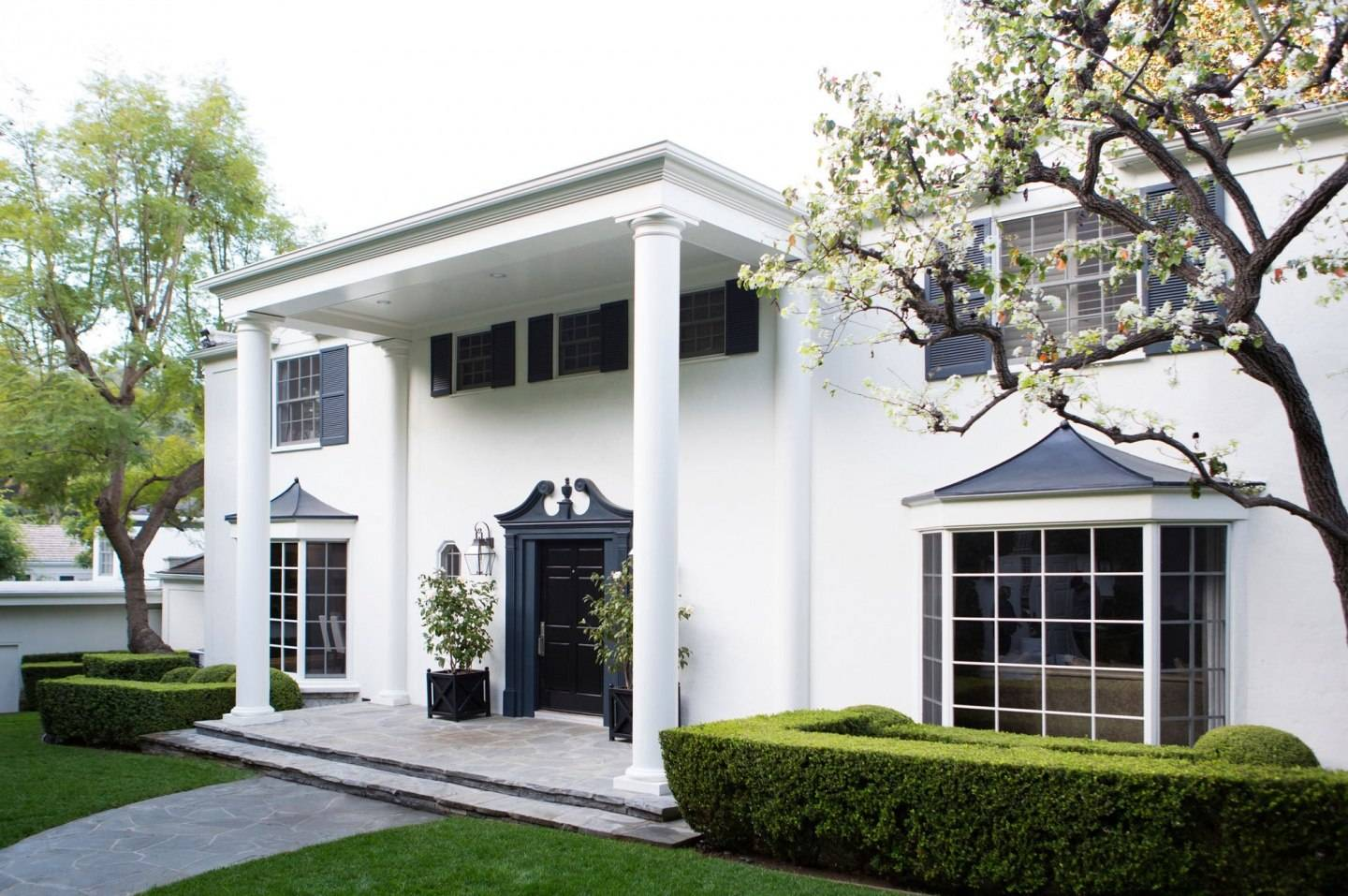 Molly Sims Beverly Hills Home