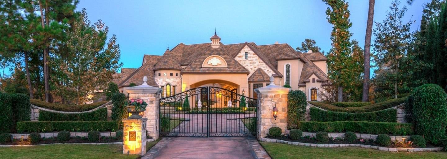 Houston Golf Mansion